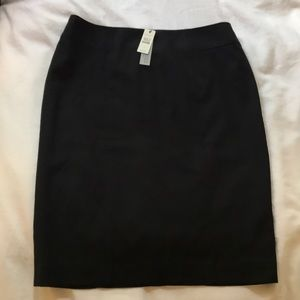 NWT - Talbots Wool Pencil Skirt